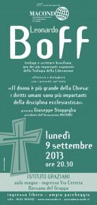 2013.09.09 Leonardo Boff
