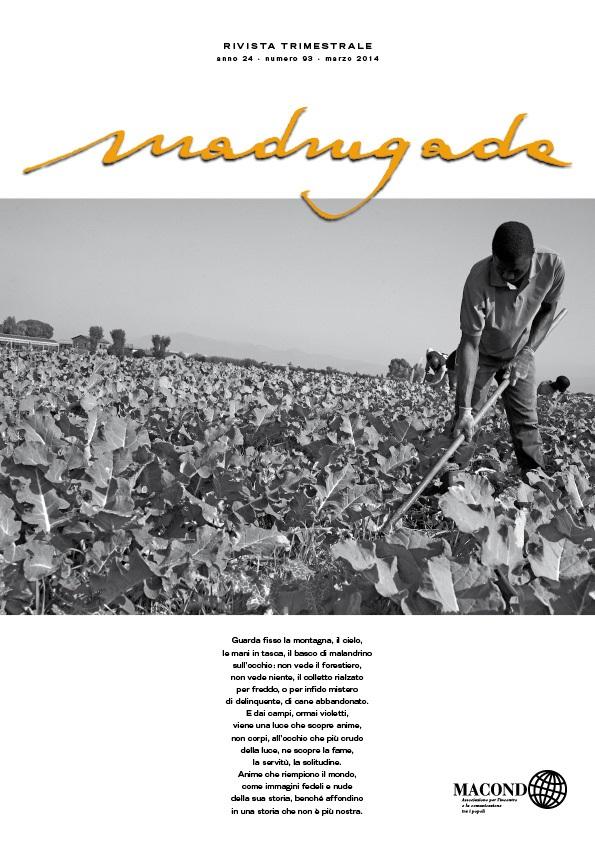 Madrugada 93-copertina